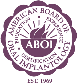 ABOI - American Board of Oral Implantology / Implant Dentistry